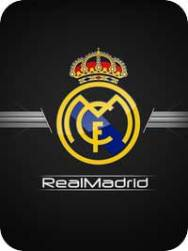 наклейки Real Madrid